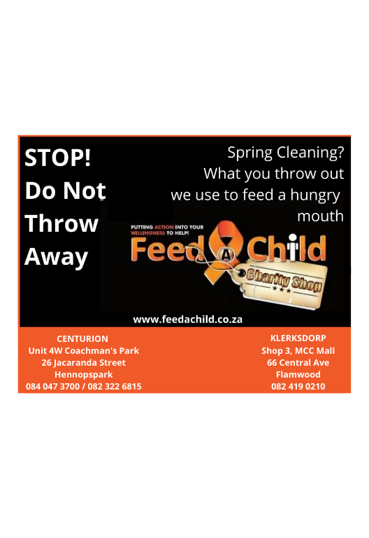 Feed a Child 7